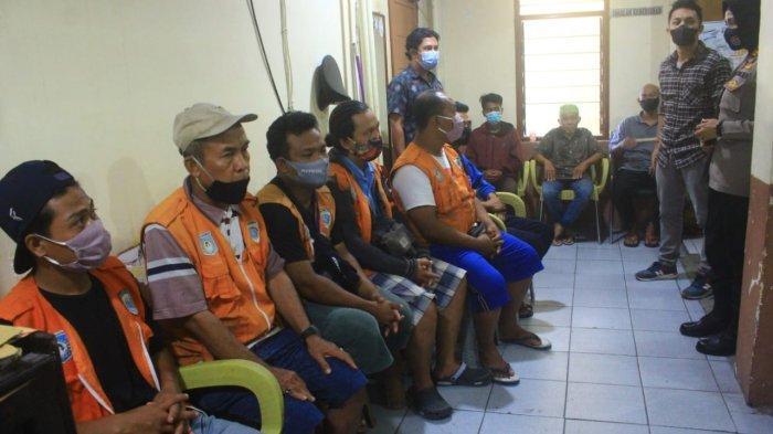 Operasi Premanisme di Mataram, Polisi Kembali Angkut 12 Juru Parkir Tak Berizin