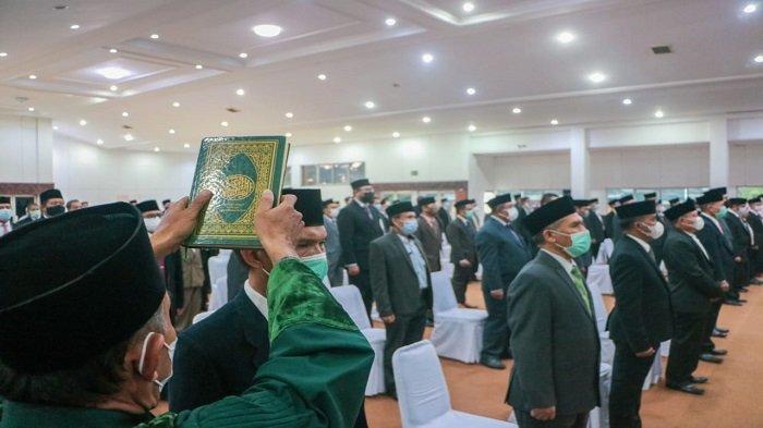 Gubernur NTB Mutasi 606 Pejabat Pemprov di Bulan Ramadhan, Tujuh Kepala Dinas Kena Rotasi