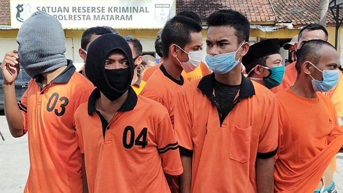 Sita 4,2 Kilogram Sabu, Polresta Mataram Ungkap Pencucian Uang Hasil Bisnis Narkoba