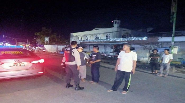 Balap Lari Sampai Memblokir Jalan Raya Kediri Lombok Barat, 5 Pemuda Dicokok Polisi