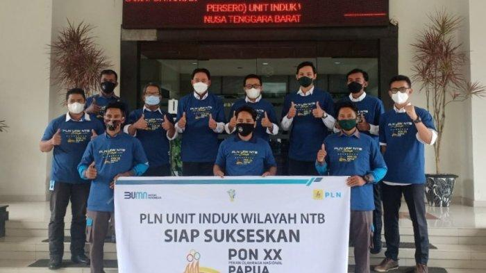 PLN NTB Kirim 20 Personel untuk Jaga Listrik di PON XX Papua 2021