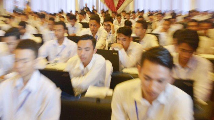 3 Berkas Wajib Dibawa saat Ujian SKD CPNS NTB 2021, Jangan Lupa Cetak Deklarasi Sehat