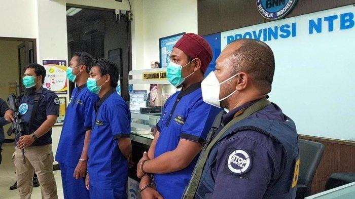 Peredaran Narkoba di NTB Mencemaskan, 60 Persen Tahanan Penjara dari Kasus Narkotika
