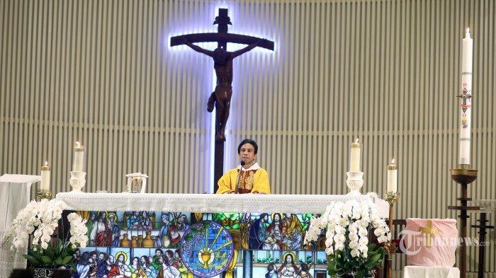 LIVE Streaming Misa Online Gereja Katolik Sabtu dan Minggu 15-16 Agustus 2020, Akses di Sini