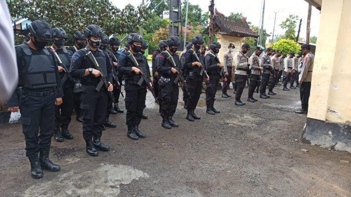Perhitungan Suara Pilkada Sumbawa, 24 Kantor PPK Dijaga 1.100 Personel Polisi dan TNI