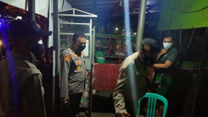 PPKM Darurat di Mataram, Pedagang Masih Langgar Ketentuan Jam Malam