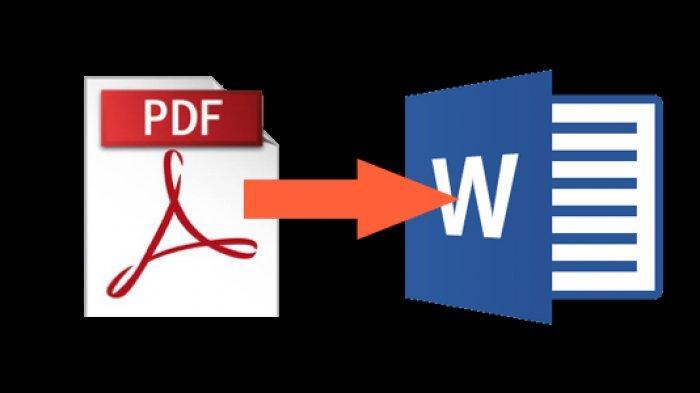 Cara Ubah PDF ke Word, Cukup Mudah Gunakan Micorsoft Word