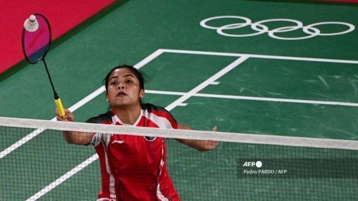 Siaran Langsung Indosiar Bulu Tangkis Olimpiade Tokyo 2021 Mulai Pagi Ini, 4 Wakil Indonesia Tanding