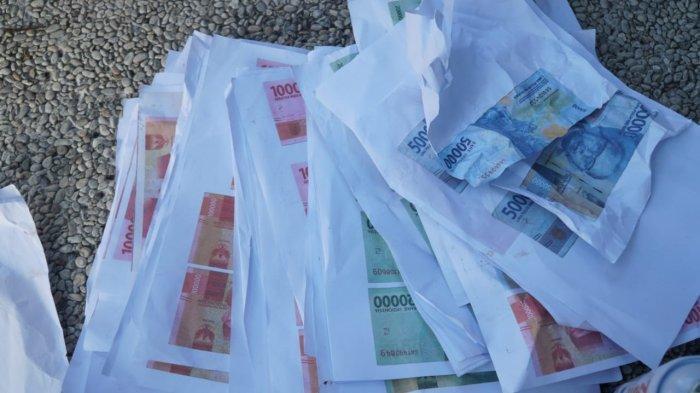Setelah Tangkap 2 Pelaku, Polda NTB Selidiki Peredaran Uang Palsu di Masyarakat