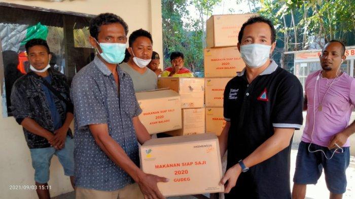 Sopir Truk NTT Telantar Dapat Bantuan Makanan, Ombu: Terima Kasih Gubernur NTB