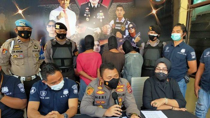 Demi Beli Sabu, Empat Siswa di Mataram Mencuri di 43 Lokasi