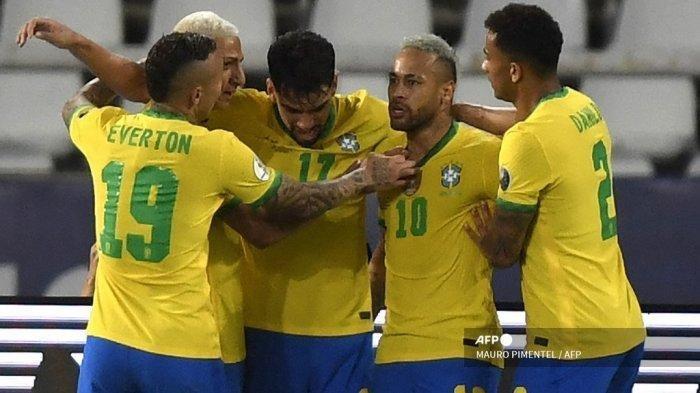 Jadwal Sepak Bola Olimpiade Tokyo di TVRI: Brasil vs Jerman dan Ada Meksiko vs Prancis