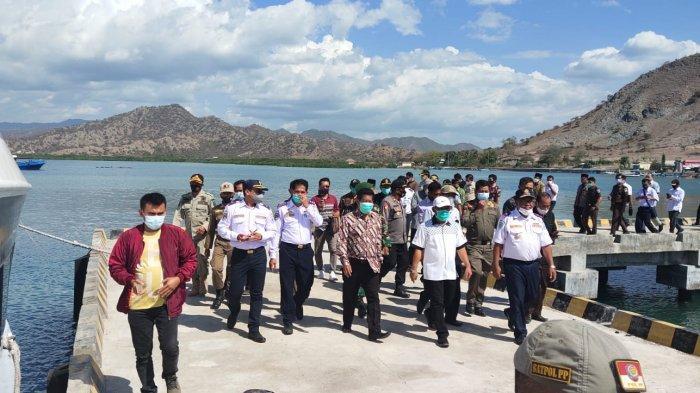 Penyeberangan dari Sumbawa ke Lombok Kini Hanya 30 Menit