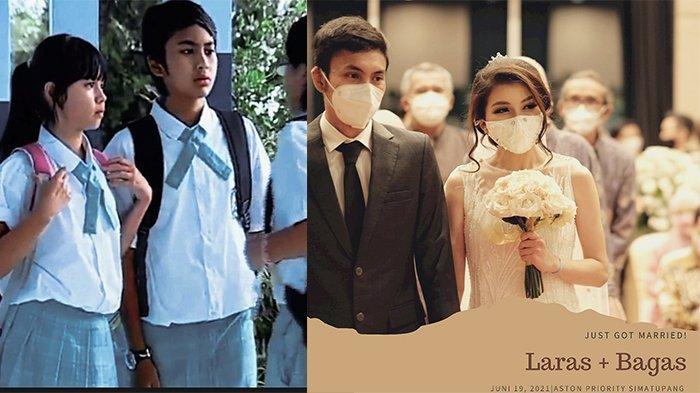 Pemeran Farel di Heart Series Tinggalkan Dunia Entertainment Kini Resmi Menikah, Intip Potretnya