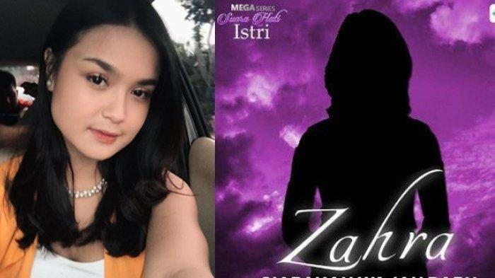 Pemeran Zahra baru, Hanna Kirana