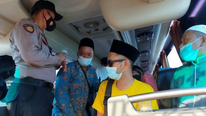 Rapid Test Kedaluwarsa, Rombongan Bus Ziarah di Pelabuhan Lembar Putar Balik ke Bali