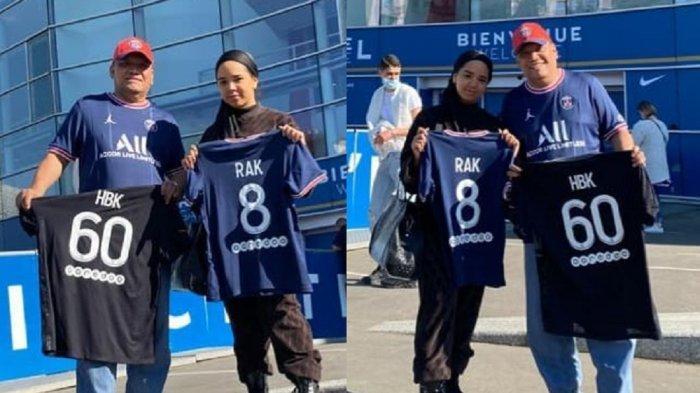 Pemilik Lombok FC Datangi Markas PSG, Serap Konsep Pengembangan Sepakbola Modern
