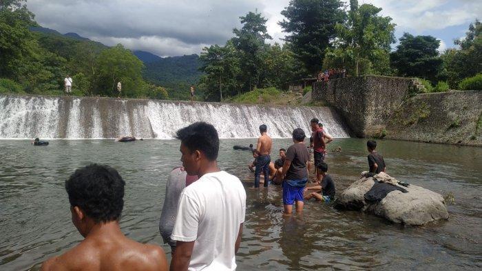 Niat Liburan, Dua Pelajar Tewas Tenggelam di Bendungan Marente Sumbawa