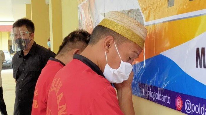 Kepepet Butuh Uang, Buruh Harian Lepas di Mataram Congkel Aki Mobil Orang