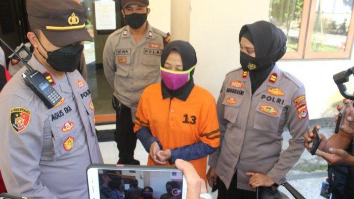Nenek di Lombok Barat Nekat Curi Motor karena Kecanduan Narkoba, Sebagian Hasil Mencuri untuk Pacar