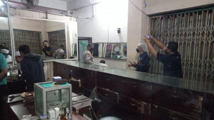 Bobol Toko Emas di Pasar Renteng, Pencuri asal Desa Puyung Nyaris Dihajar Massa