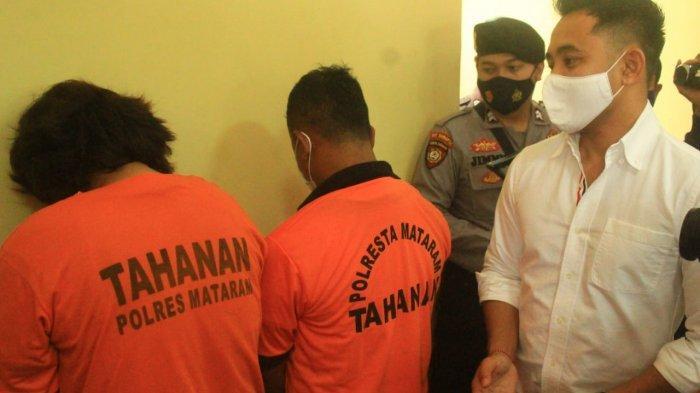 Pura-pura Beli Soto, Dua Residivis di Kota Mataram Malah Sikat HP Pemilik Warung