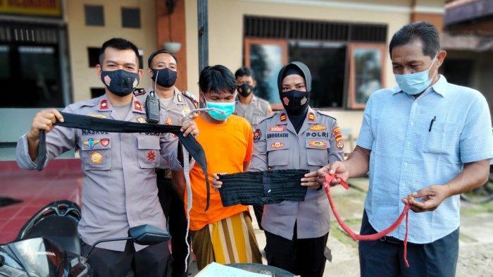 Jimat Disebut Tak Mempan, Pencuri asal Lombok Tengah Diringkus Setelah Dilacak Melalui GPS