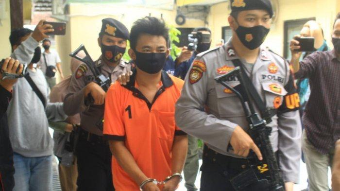 Rekaman CCTV Masjid Permudah Polisi Tangkap Pencuri Spesialis Kotak Amal di Kota Mataram