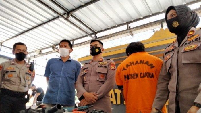 Bobol Toko Bangunan, Pencuri di Mataram Pura-pura Masuk ke Masjid