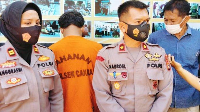 Asyik Tidur di Dalam Mobil, Warga Lombok Tengah Ini Tak Sadar HP Dicolong Pencuri