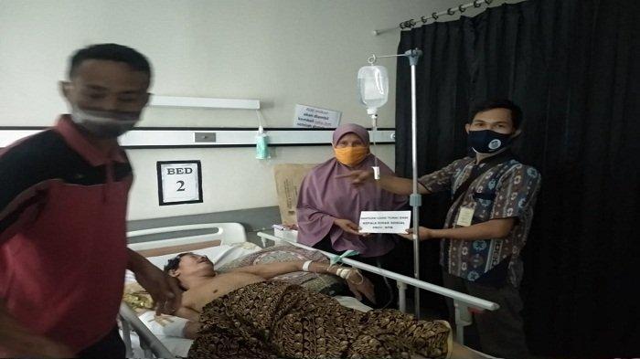 Gubernur NTB Respons Cepat Curhat Pasien di Media Sosial, Bantu Warga Lumpuh di Lombok Timur