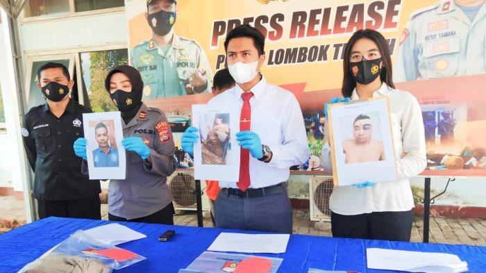 Tak Terima Cewek Gebetan Didekati Pria Lain, Pemuda Lombok Tengah Keroyok Saingannya di Kafe