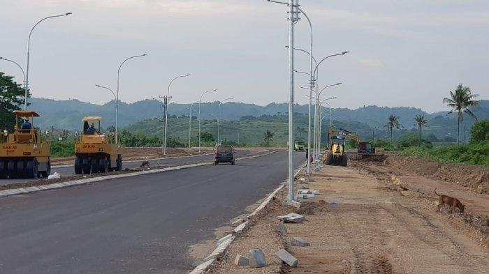 Jalan Menuju Gerupuk The Mandalika Ditargetkan Rampung Kuartal III 2021
