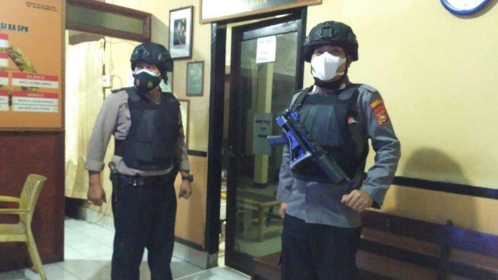 Kapolresta Mataram Perketat Penjagaan Markas-markas Polisi