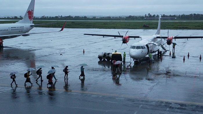 Awal Tahun 2021, Penumpang Bandara Lombok Capai 3.000 Orang Sehari