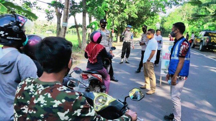 Situasi Nasional Berada pada Level Darurat, Pemkab Lombok Barat Perkuat Tim Tracer Covid-19