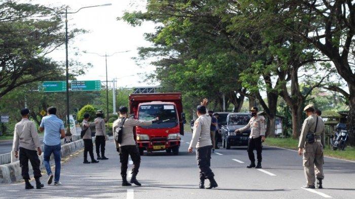 1.439 Kendaraan Diputar Balik saat Masuk Mataram, Polda NTB: Kami Menjalankan Aturan Pemerintah