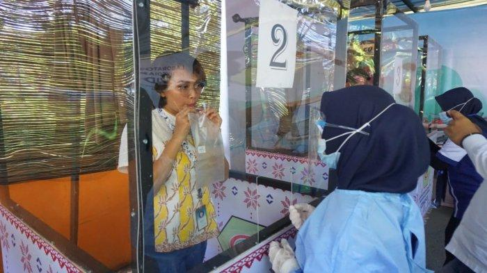 Layanan GeNose C19 Hadir di Bandara Lombok, Tersedia 2.000 Kantong Sampel