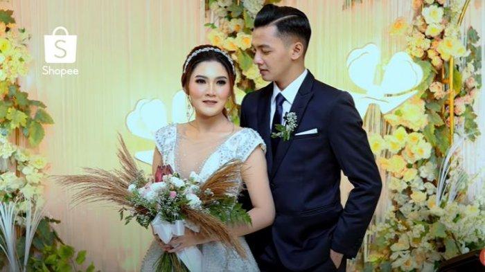 Intip Momen Pernikahan Nella Kharisma dan Dory Harsa, Sudah Disembunyikan Sejak Agustus 2020