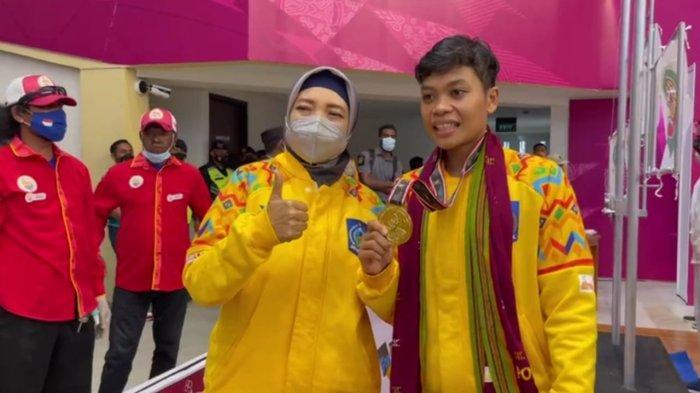 Setelah Raih Emas PON XX Papua, Huswatun Siap Bertarung di SEA Game 2022