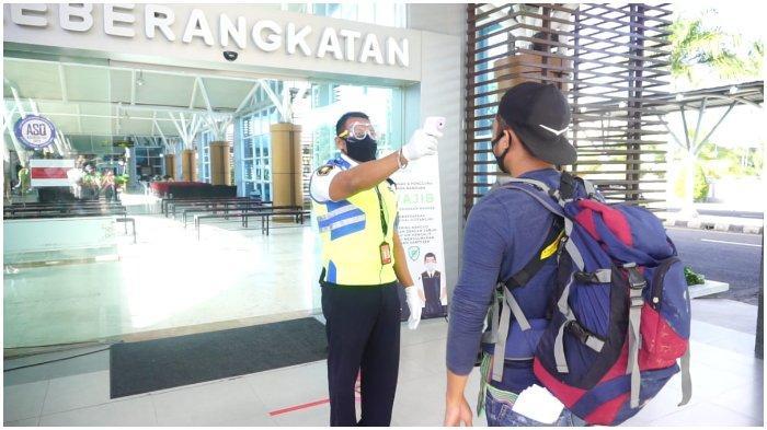 Penumpang Wajib Tes Covid-19, Ini Daftar Harga Rapid Test di Bandara Lombok