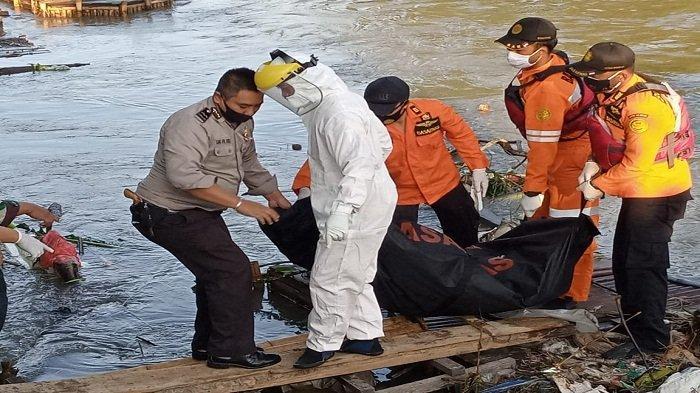 Terseret 15,5 Kilometer, Jasad Santri Ditemukan Tersangkut di Keramba Sungai Jangkok Kota Mataram