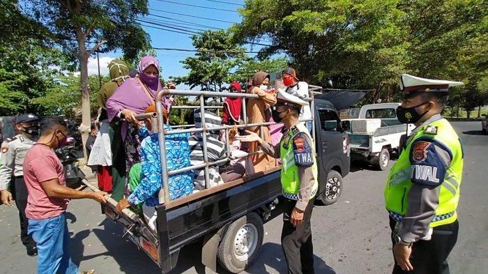 BREAKING NEWS - Kota Mataram Segera Terapkan PPKM Darurat Setelah Temuan Kasus Covid-19 Varian Delta