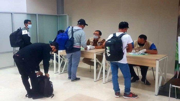 Terdampak Pandemi, 1.892 Buruh Migran NTB Pulang Kampung, 5 Orang Positif Covid-19