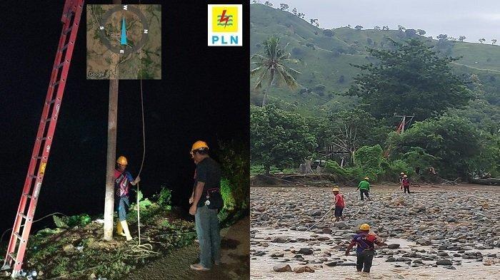 Empat Hari Pascabanjir Bandang Bima, Listrik di 26 Desa Kembali Normal
