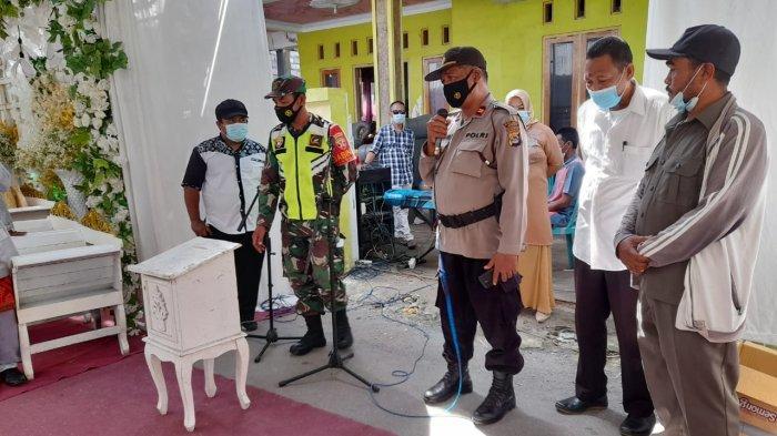 Sudah Terapkan Prokes Covid-19, Pesta Pernikahan di Sumbawa Tetap Dibubarkan