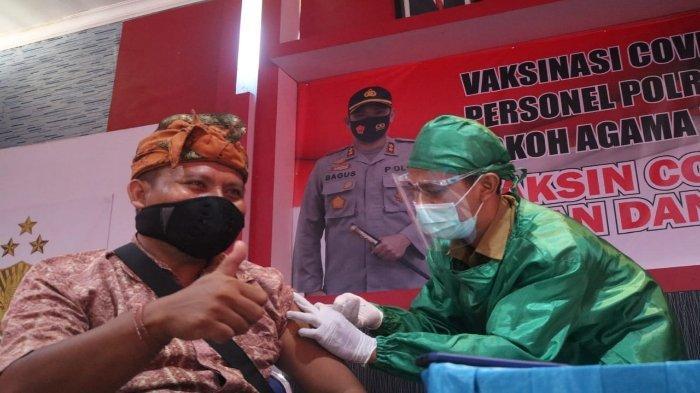 Vaksinasi Covid-19 untuk Masyarakat Lewati 4 Tahapan Ini