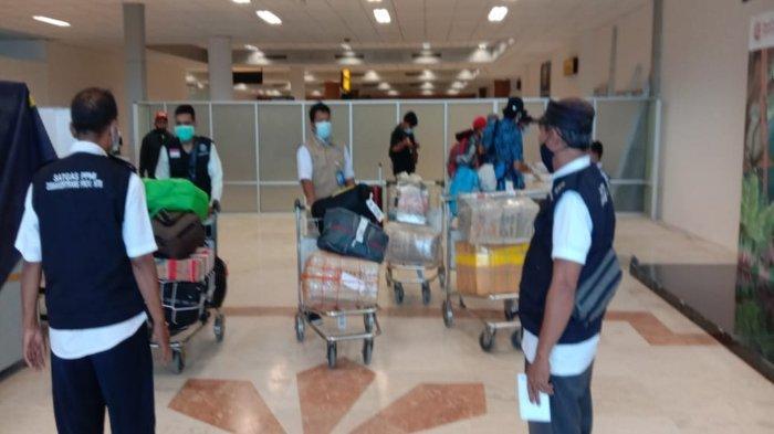 Sebelum Mudik Dilarang, 170 Buruh Migran Pulang Kampung ke NTB