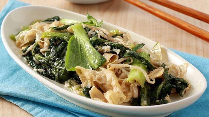 Resep Masakan Sehat untuk Menu Sahur, Sup Jagung Brokoli hingga Bening Bayam Jamur