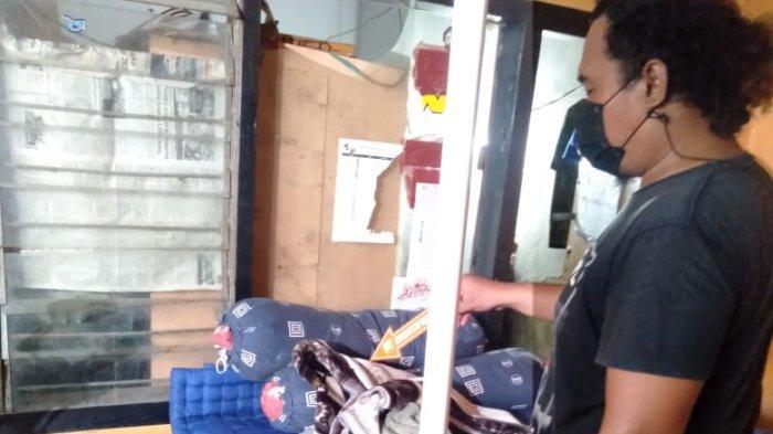 Tukang Kebun Ditemukan Tewas di Pendopo Bupati Sumbawa, Ada Luka Akibat Pisau Badik